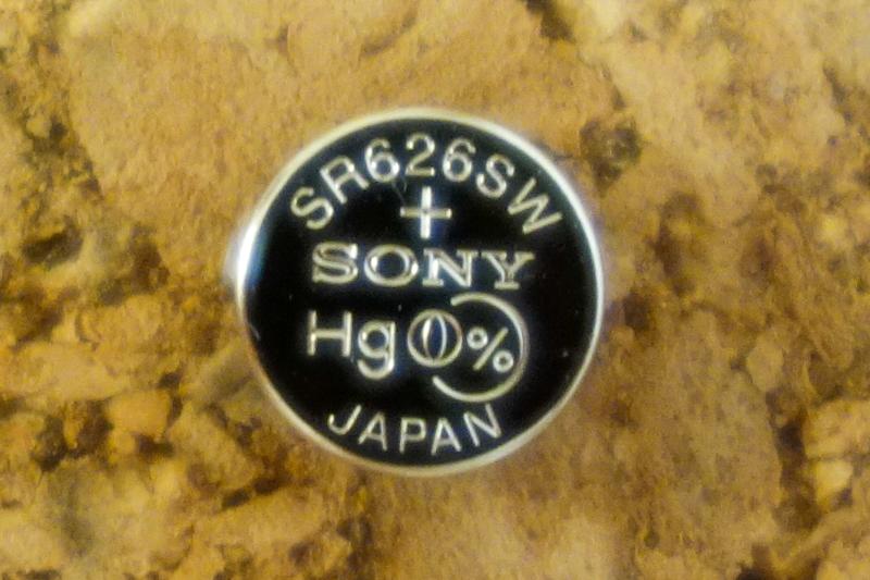 ニクソン電池交換PRIVATE-10